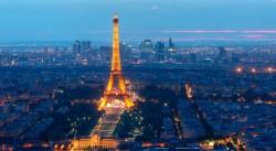 Franceses lembram um ano dos ataques terroristas em Paris