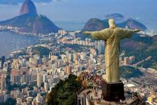 Com visto eletrônico, Brasil recebe 6,6 milhões de turistas estrangeiros em 2018
