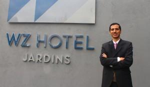 WZ Hotel Jardins anuncia novo Supervisor de Eventos