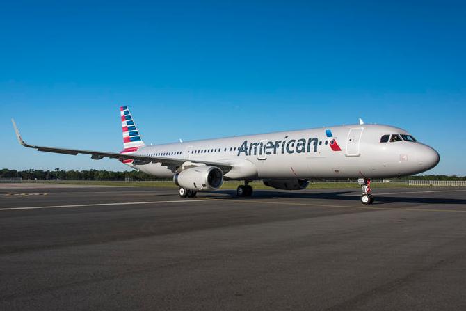 Artesanato Verefazer ~ American Airlines recebe o seu primeiro Airbus A321 feito