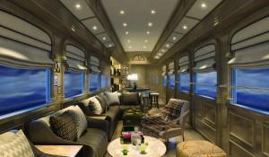 Primeiro trem de luxo com suítes na América do Sul já tem data de lançamento; confira