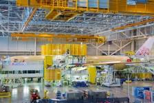 Airbus e Boeing adiam retomada de parte da produção de aeronaves