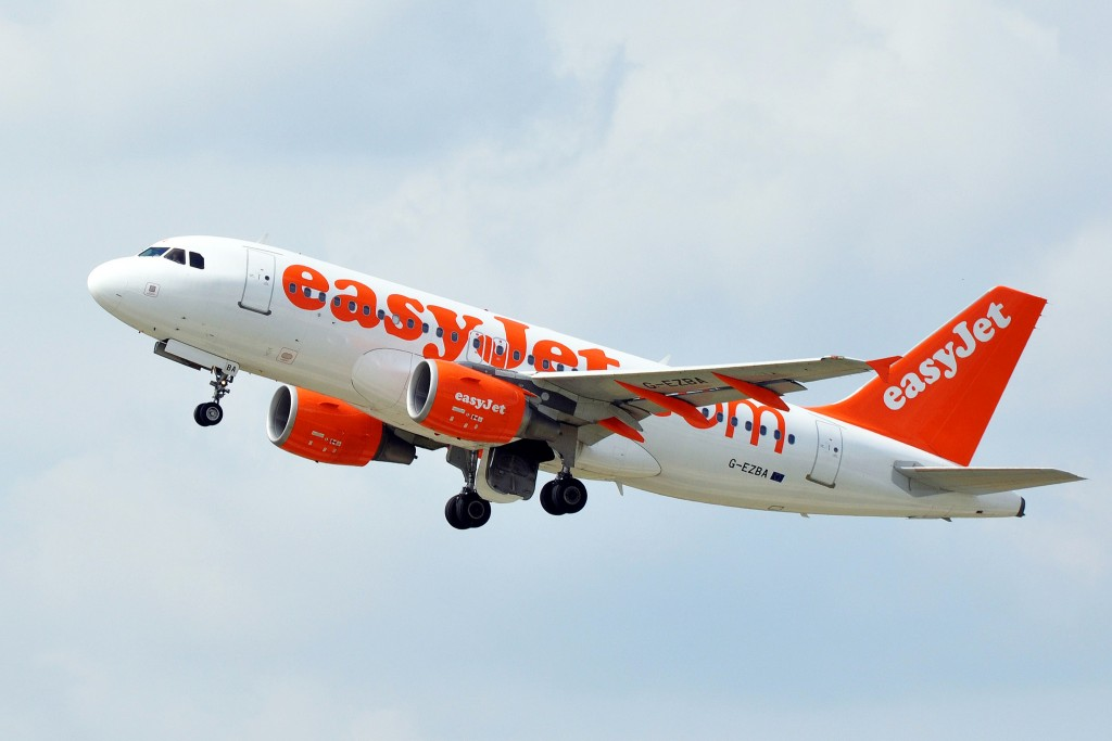 EasyJet A321