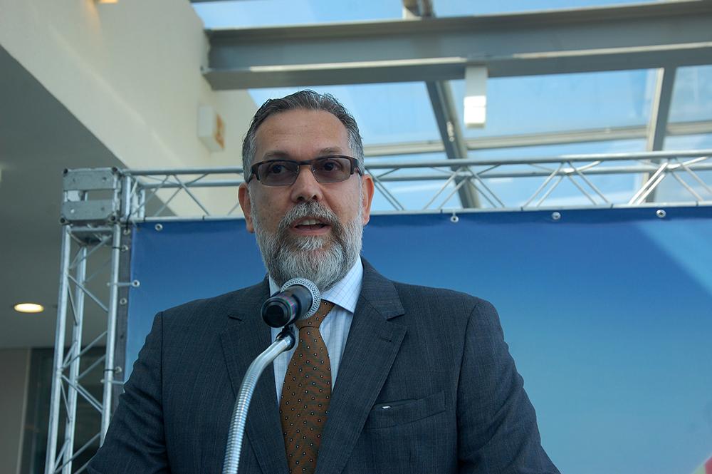 Francisco Guarisa, da Tap