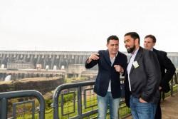 Itaipu Binacional e Embratur firmam parceira para divulgar Foz durante período dos Jogos