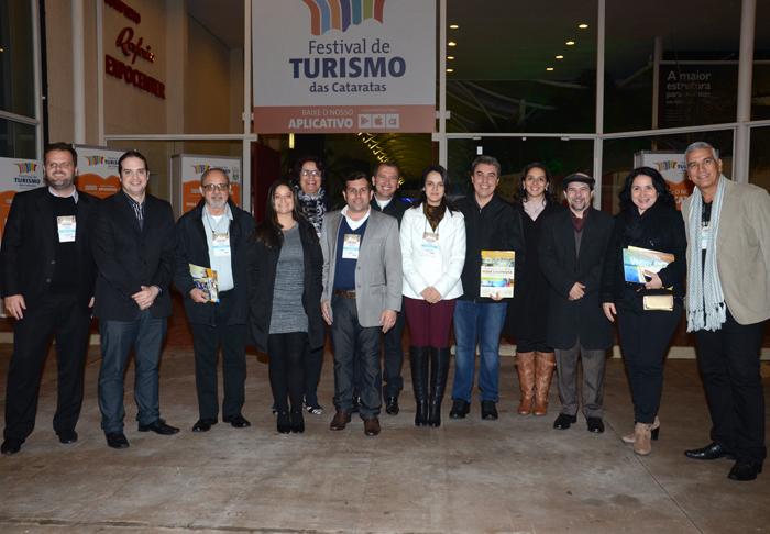 Interlocutores do programa de regionalização do MTur