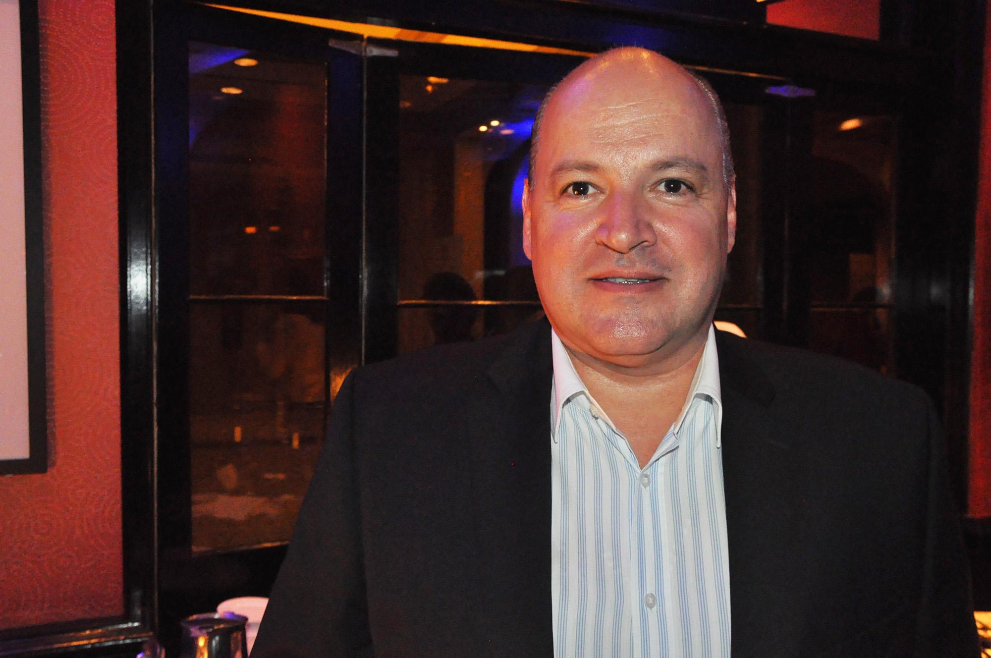 Luis Calle, CEO da Camar