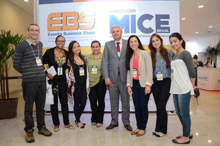 Marcello Baranowsky, CEO do Grupo Evento Fácil e responsável pela organização da EBS