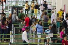 Taxas de embarque nos aeroportos terão reajuste em fevereiro