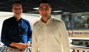 Hotel Urbano apresenta novos diretores para a área Comercial