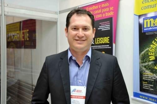 Pablo Zabala retornou à Discover Cruises após um ano