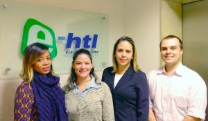 Amanda Mastro é nova gestora de vendas da E-HTL