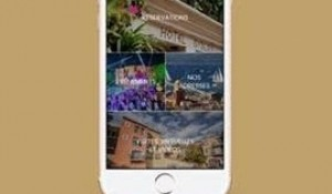 Hôtel Byblos lança aplicativo com tour virtual de 720º