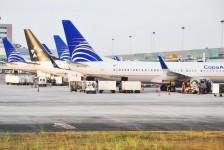 Confins/MG ganha voos diários da Copa Airlines durante a baixa temporada