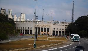 Um tour por São Paulo: uma visão do alto do busão