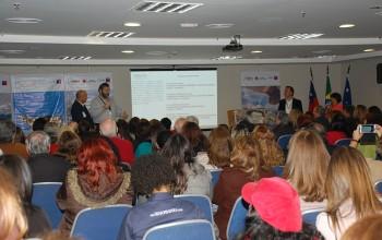 Confira fotos do workshop da Patagônia chilena em São Paulo