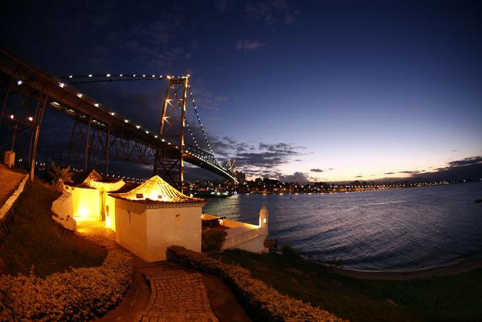 Florianópolis está entre as cidades brasileiras mais visitadas por argentinos (Foto: Ricardo Neves)