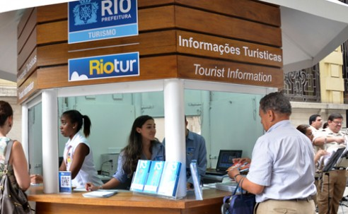 Rio terá 65 postos de atendimento a turistas durante a Olimpíada; confira