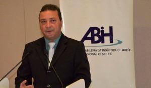 Jefferson Amorim assume ABIH Regional Oeste Paraná