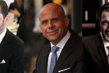 Four Seasons ganha três presidentes de Operações para quatro continentes