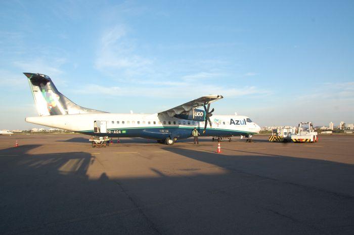 ATR72-600 da Azul.