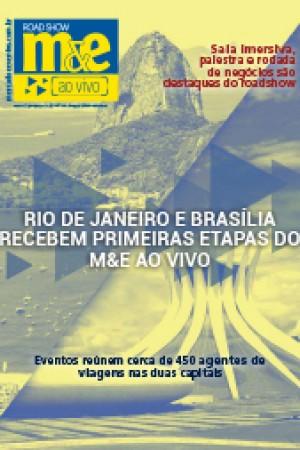 Suplemento Roadshow M&E AO VIVO