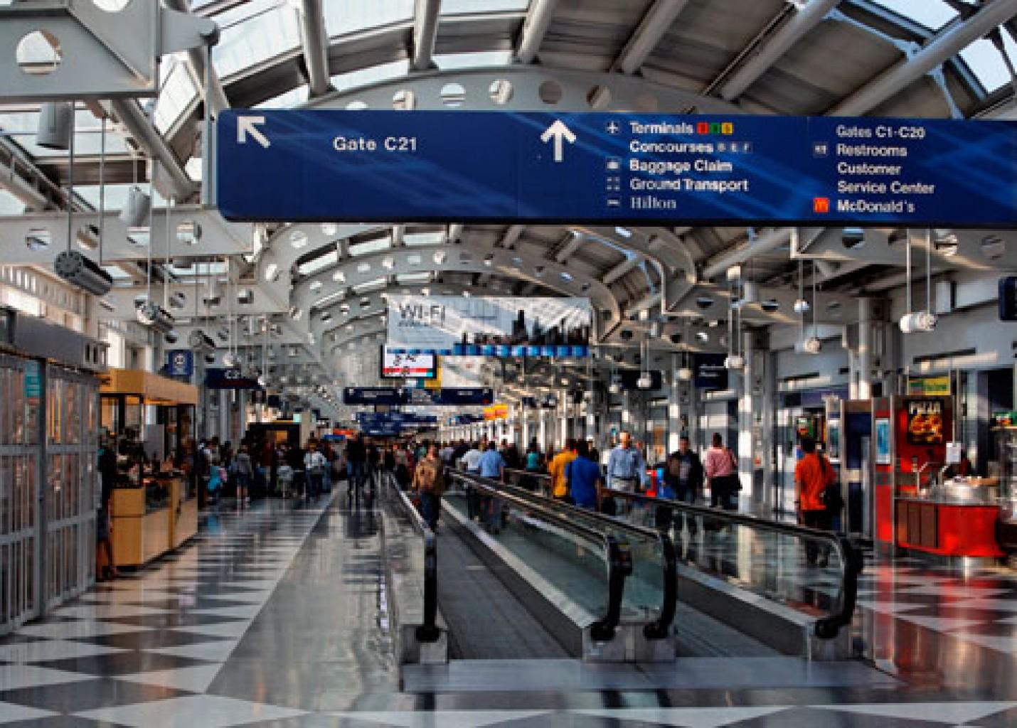 Aeroportos dos EUA receberão US$ 8 bilhões em subsídios para amenizar prejuízos