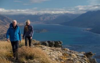 James Cameron estrela a nova campanha do Turismo da Nova Zelândia