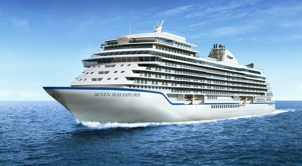 Regent Seven Seas   Foto: divulgação
