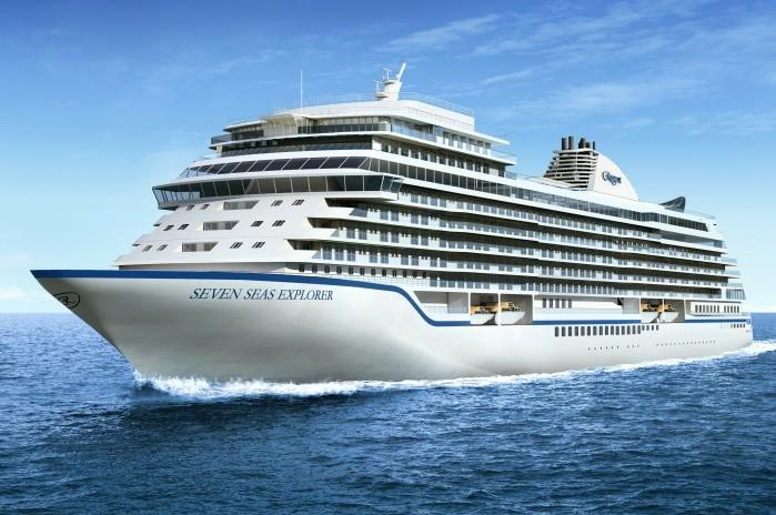 Regent anunciou a construção de seu sexto navio
