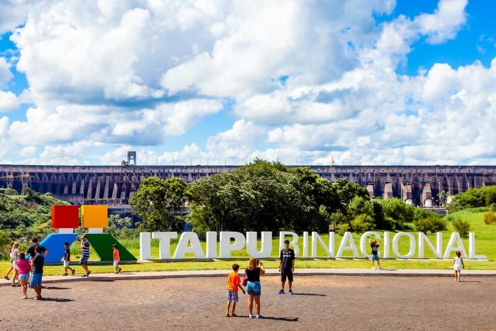 Público do Complexo Turístico Itaipu em janeiro desse ano já é recorde