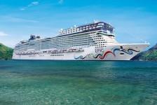 Norwegian define itinerários dos navios Epic e Getaway até março de 2022