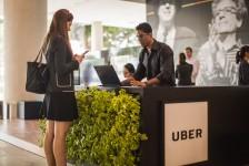 Uber: lounge e ponto de encontro facilita embarque de pax em GRU