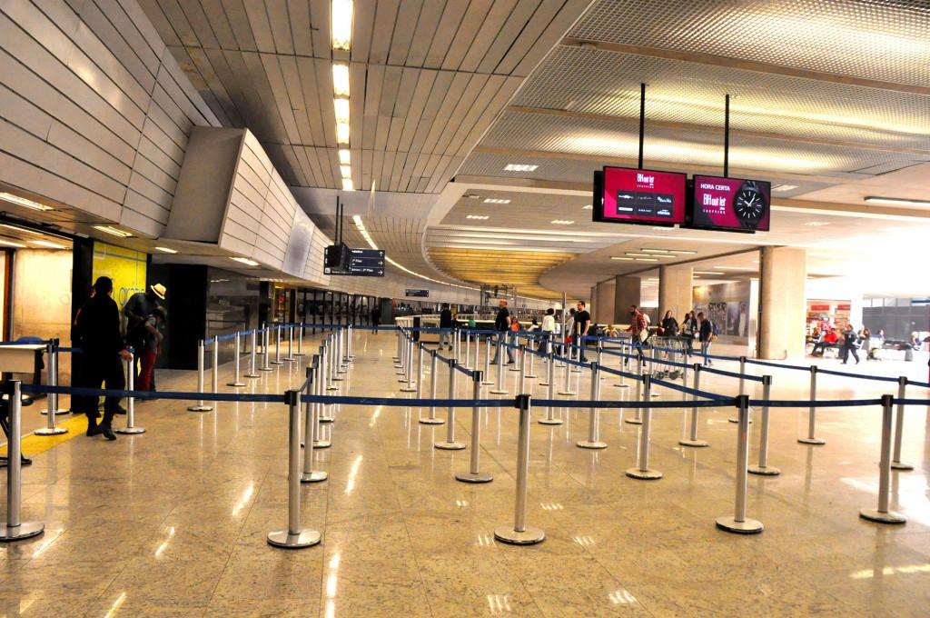 Nota geral do aeroporto em 2017 cresceu 9% em relação ao ano anterior