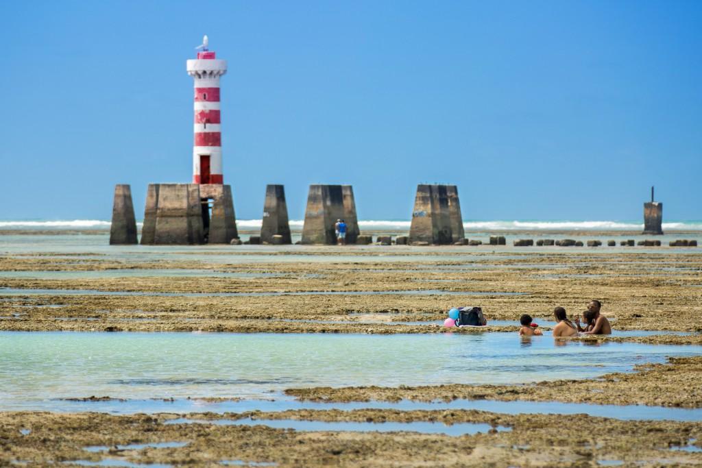 O destino alagoano e conhecido pelas praias, que atraem milhares turistas todos os anos