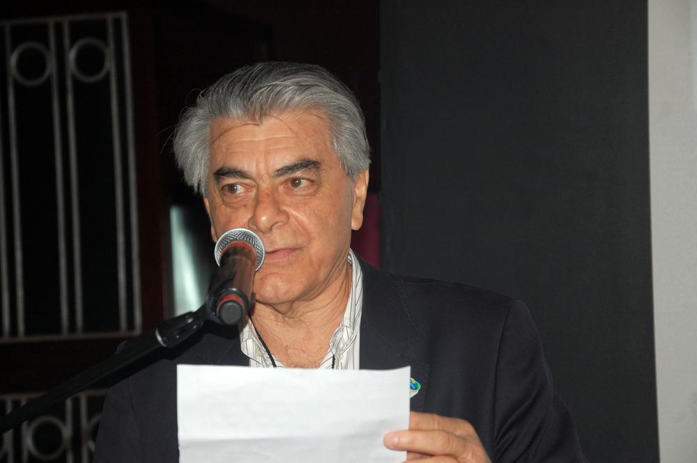 Alberto Alves, do MTur