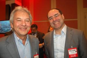 Alexandre Sollero e Tomás Ramos, da BHG