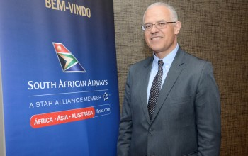 South African Airways premia parceiros de 2015, veja fotos