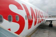 SWISS suspende operações do A220 temporariamente após problemas em voo
