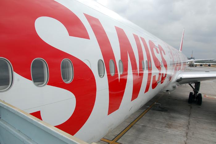 Boeing 777-300ER passará a fazer a rota São Paulo-Zurique a partir de março
