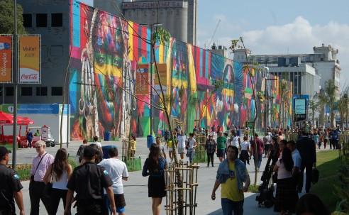 Setur-Rio comemora quatro milhões de visitantes no Boulevard Olímpico e estende programação