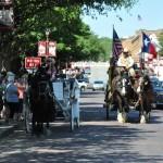 Desfile em Fort Worth