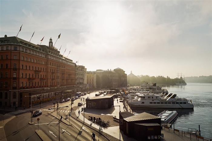 A cidade de Estocolmo é um dos destinos que oferece roteiros alternativos