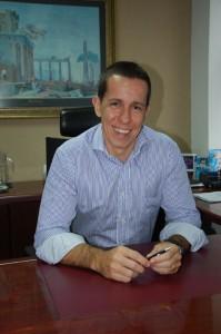 Flavio Louro, diretor da e-HTL