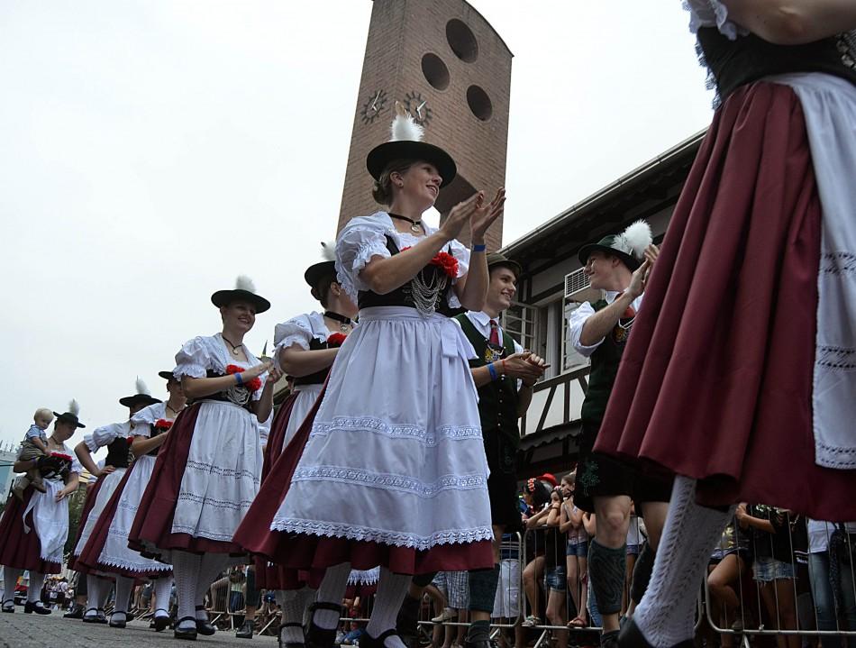 Oktoberfest Blumenau - crédito Eraldo Schnaider - Prefeitura de Blumenau