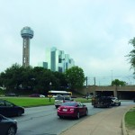 Reunion Tower permite vista panorâmica da cidade