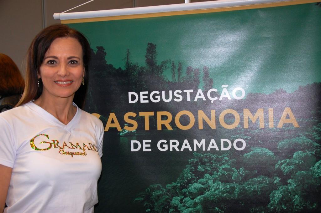 Rosa Volk,secretária de Turismo de Gramado