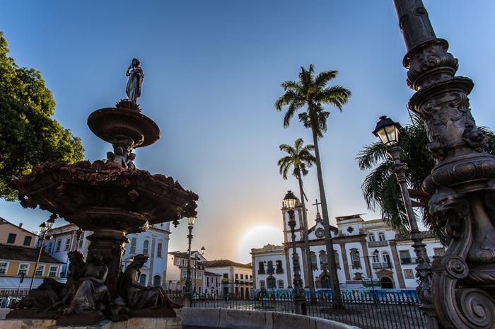 Centro histórico de Salvador Foto: divulgação