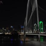 Skyline de Dallas com a vista do Park Lane
