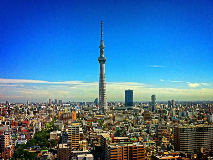 Torre de Tóquio, capital do Japão (Foto: Pixabay)